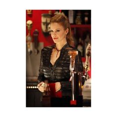Kristin Bauer as Pam De Beaufort in 'True Blood' ❤ liked on Polyvore featuring true blood