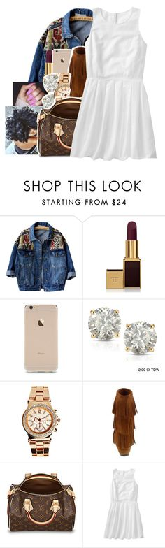 """""""11/16/15"""" by xtaymaxlovesxmisfitx ❤ liked on Polyvore featuring Tom Ford, Auriya, Boohoo and Gap"""