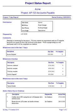 annotated resumes