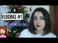 VLOGMAS #1 2015 - CAMBIO DE LOOK  | MakeupByAinster