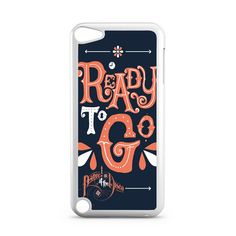 Panic at the Disco Ready To Go iPod Touch 5 Case