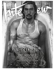 """Interview Magazine on Instagram: """"Rumor has it that #AdamDriver might join @ladygaga in the new #RidleyScott film """"Gucci,"""" about the legendary fashion dynasty. But really,…"""" Martin Scorsese, Reylo, Adam Driver Interview, Beautiful Boys, Gorgeous Men, Beautiful People, Pretty Boys, Starwars, Hollywood Actresses"""