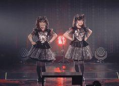 Moa Kikuchi, Best Friend Pictures, Yui, Metal Bands, Girl Gifts, Idol, Skirt, Concert, Black