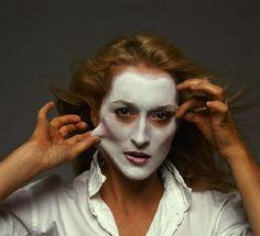 Meryl Streep by Annie Leibovitz (c)