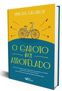 Neste feriado, fica o convite para um texto gigante, completa e extremamente pessoal, com direito a algumas músicas.  Ah, sim, fala – talvez não do jeito que mais óbvio – sobre mais que um livro, uma experiência. Aliás, eu recomendo – os dois. Pode ajudar você também. 🚲💙🎶 No #EspecialBrasil do Literatura de Mulherzinha: O Garoto quase atropelado de Vinícius Grossos, publicado pela Faro Editorial: http://livroaguacomacucar.blogspot.com.br/2016/09/cap-1240-o-garoto-quase-atropelado.html