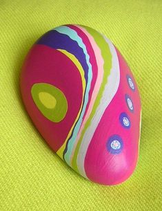 Pink rock