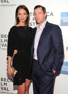"Edward Burns and Christy Turlington Burns Photo - Premiere Of ""Newlyweds"" At The 2011 Tribeca Film Festival"