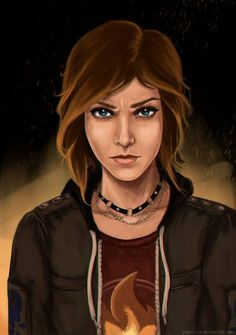 Uh this was almost done before the episode release, and I wanted too submit it before starting the game, buuut. I just had this image of Chlo. Burn it down Life Is Strange Fanart, Life Is Strange 3, Strange Art, Overwatch, Daughter Songs, Arcadia Bay, Dontnod Entertainment, Blue Haired Girl, Chloe Price