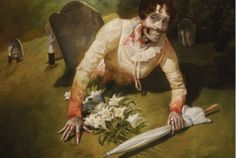 Zombob's Zombie News and Reviews: First image from Pride and Prejudice and Zombies: ...