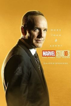 Phil Coulson, an Avenger, Director of SHIELD