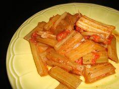 Côtes de blettes à la tomate Chou Romanesco, Chou Rave, Mai, Asparagus, Parsley, Tomatoes, Sugar Snap Peas, Chinese Cabbage