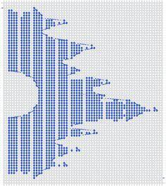 Image result for disney castle cross stitch