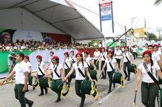 #Cobaem_Morelos participó con alumnos del #P01Cuernavaca en el Desfile del CCVII Aniversario del Inicio de la #IndependenciaDeMéxico #juventudcultayproductiva #MorelosPatrio