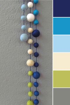 COLOR, COLOR PALETTES, COLOR THEORY, BLUES, GREENS, GRAYS, GREYS, HOME, FASHION, INTERIORS