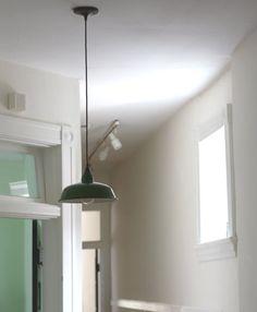 17 Apart: Bright Ideas: How To Make a Pendant Light
