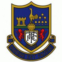 Tottenham Hotspur FC (60's logo) Logo Vector Download Tottenham Hotspur Football, Soccer Art, British Football, White Hart Lane, Fc Liverpool, European Soccer, Fc Chelsea, Crest Logo, Old Logo