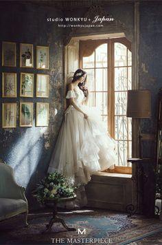 世界一可愛いウェディングフォトが撮れる♡韓国スタジオ「Studio Wonkyu+」が凄すぎ!にて紹介している画像