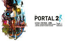 Portal 2 Movie Poster HD Wallpaper