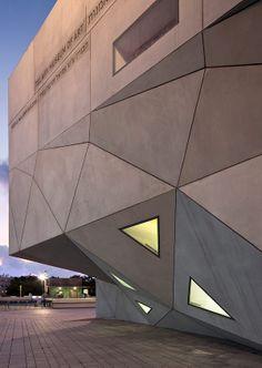 Tel Aviv Museum of Art von Preston Scott Cohen   Studio5555
