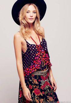 Moda vestdos de fiesta Silvina Ledesma 2015.