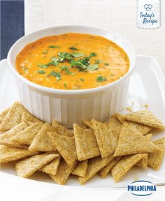 Give your September some sizzle with our Hot Cheesy Mexican Dip.