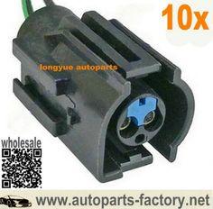 wholesale GM Alternator Repair Connector 4 pin socket