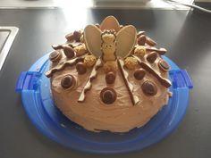 Happy Hippo (Nilpferd) Torte, ein sehr leckeres Rezept aus der Kategorie Torten. Bewertungen: 16. Durchschnitt: Ø 4,0.
