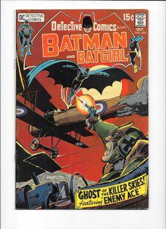 Comic Books For Sale: Batman and Batgirl