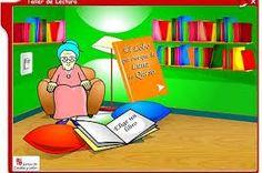 Cuentacuentos interactivo http://www.educa.jcyl.es/zonaalumnos/es/recursos/aplicaciones-infinity/aplicaciones/biblioteca
