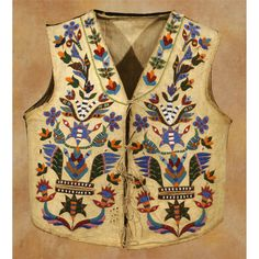 Santee Sioux Beaded Vest - March in Montana Pirate Halloween Costumes, Couple Halloween Costumes For Adults, Costumes For Teens, Adult Costumes, Couple Costumes, Girl Group Costumes, Woman Costumes, Native American Costumes, American Express Credit Card