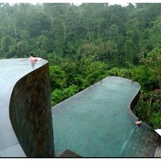 Bali, hanging gardens