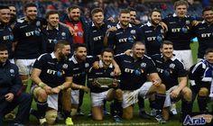 Scotland seek rare Twickenham rugby triumph