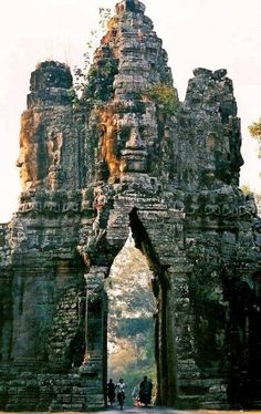 Cambodia- My country is so beautiful.