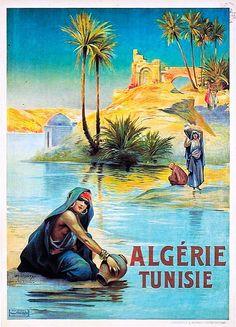 Landscapes (Vintage Art) Poster Art, Prints, Paintings & Wall Art for Sale Old Poster, Retro Poster, Vintage Travel Posters, Vintage Postcards, Afrique Art, Kunst Poster, Poster Prints, Art Prints, Poster Wall