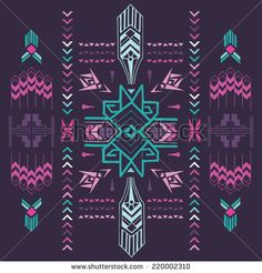 Tribal pattern background Free vector for free download about (8) Free vector in ai, eps, cdr, svg format .