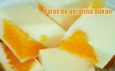 Balas de gelatina Dukan #balas #doces #fit #receitas #dieta #dukan #academia #emagrecer
