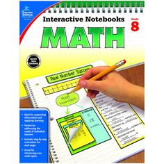 INTERACTIVE NOTEBOOKS MATH GR 8