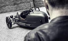Morgan 3 Wheeler #3wheelercar #3teker  http://kazga.com/3-tekerlek-sevdasi/ adlı yazıda daha fazlasını bulabilirsiniz...