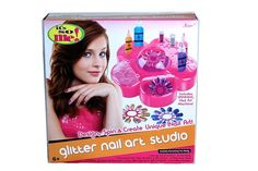 It's So Me! Glitter Nail Art Studio * You can get additional details at the image link.