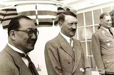 HH Kung, the richest man and finance minister of Republic of China, was sent by General Jiang, to visit Germany in June After a tough meeting with Göring, Kung was warmly received by Hitler on his mountain retreat. Richest Man, Visit Germany, The Republic, Armed Forces, Finance, June, Mens Sunglasses, Mountain, China