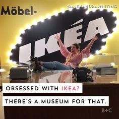 Obsessed with IKEA? You need to watch this video to learn about the IKEA Museum then. Oh The Places You'll Go, Places To Travel, Places To Visit, Psychology Facts, Adventure Is Out There, Travel Goals, Travel Around The World, Where To Go, Trip Planning