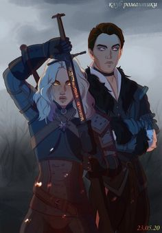 Witcher 3 Art, The Witcher 3, Viking Armor, Viking Dress, Fantasy Art Landscapes, Storybook Characters, Fictional Characters, Romance, Anime Poses
