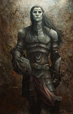 .... is lead Marine Assault Officer on the Elven Naval Armada ....