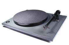 Rega RP 1 Cool Grey Plattenspieler: Amazon.de: Elektronik