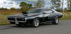 1972 Dodge Charger 500