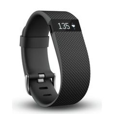 Buy Fitbit Charge HR Small Heart Rate Monitor Wristband - Black at Argos.co.uk, visit Argos.co.uk to shop online for Fitness and activity trackers