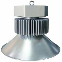 Leistungsstarke LED-Leuchten für Gewerbeobjekte