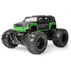 42.99$  Watch now - http://aigvc.worlditems.win/all/product.php?id=32799715111 - RC Car SUV Off-road Dirt Bike RC Vehicles 2.4G 4X4 RTR low-lying land mud Car Damping Toy Car Remote Car Model Painted Body