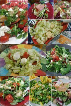 Raccolta di insalate sfiziose e gustose ! #insalata #ricette #insalate #insalateinvernali #ricettegustose