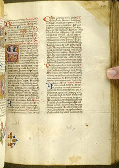 Breviary, MS M.200 fol. 268r - Images from Medieval and Renaissance Manuscripts - The Morgan Library & Museum